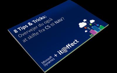 Microsoft C5 går på pension, og derfor skal alle nuværende C5 kunder finde et alternativ