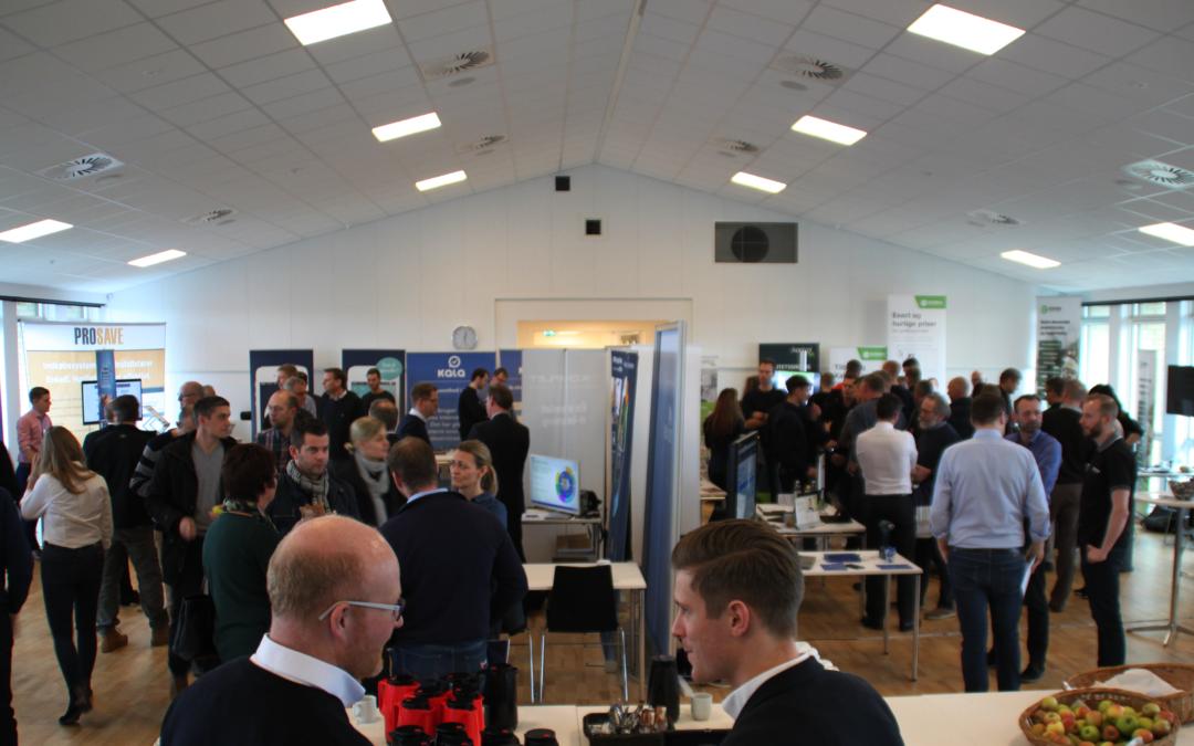 Blog: Dansk Byggeri og BASIT afholdte igen i år en forrygende IT-messe