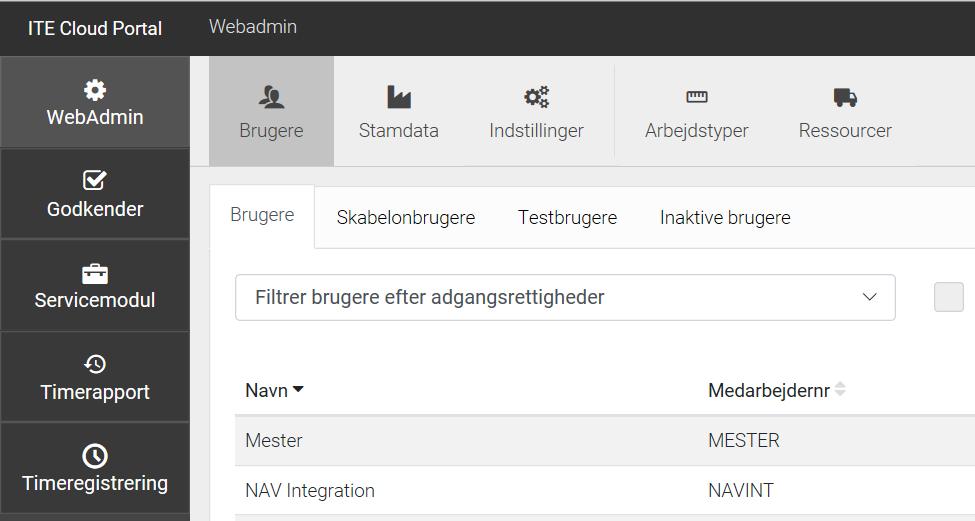 Blog: Opdatering af IT-Effects samlede brugerportal