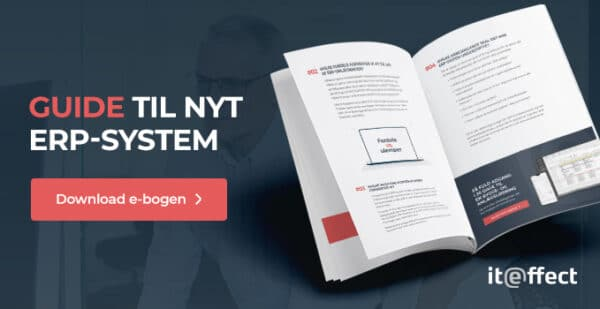e-bog guide til nyt ERP-system